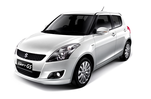 SUZUKI NEW SWIFT GS SOLO