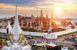 Kerajaan Thailand — negara di mana Binomo juga dapat diblokir