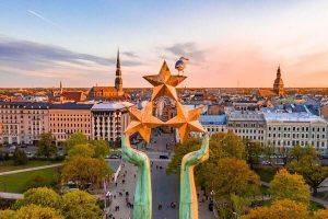 Latvia — negara di mana Binomo juga dapat diblokir