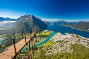 Norwegia — negara di mana Binomo juga dapat diblokir